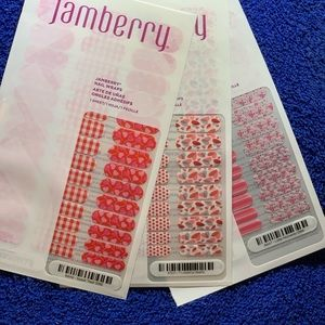 Jamberry V-Day junior lot